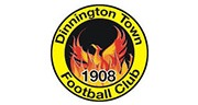 Dinnington Town Football Club Badge