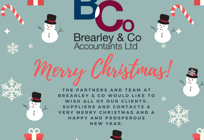Merry Christmas from Brearley and Co
