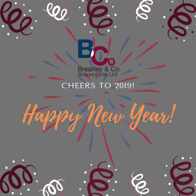 Cheers to 2019!