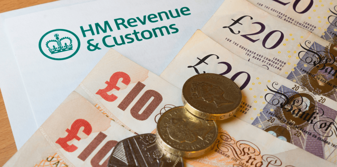 Payment on Account HMRC