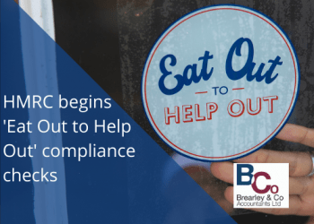 HMRC begins 'Eat Out to Help Out' compliance checks