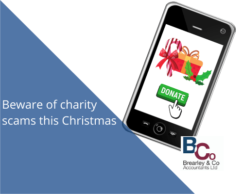 Beware of Charity Scams this Christmas