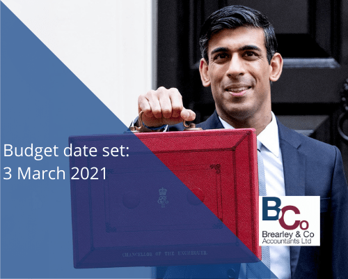 Chancellor Rishi Sunak holding red treasury brief case
