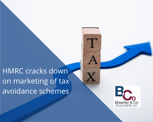 HMRC cracks down on marketing of tax avoidance schemes