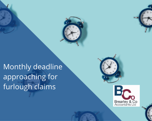 Monthly deadline approaching for furlough claims