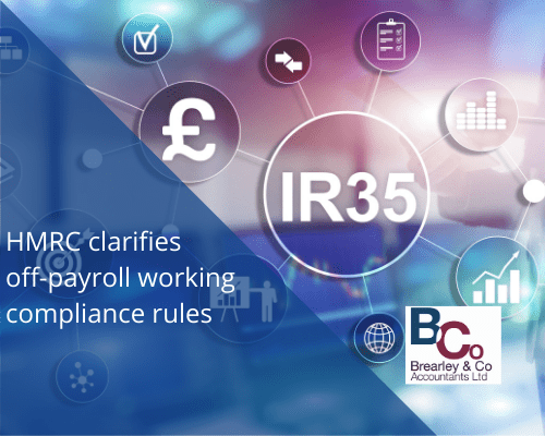 HMRC clarifies off-payroll working compliance rules