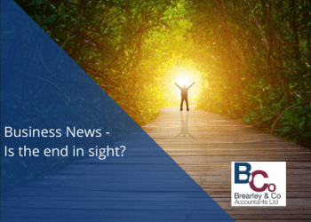 Business News is the end in sight