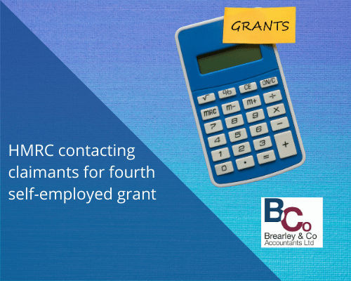 HMRC contacting claimants for fourth self-employed grant