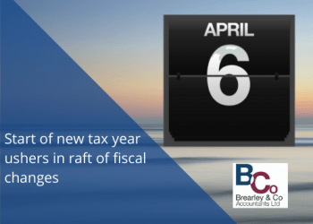 Start of new tax year ushers in raft of fiscal changes
