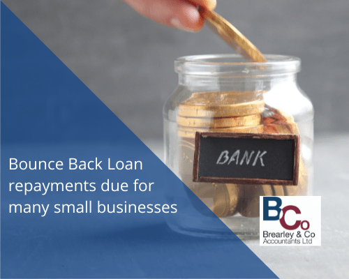 Bounce Back Loan repayments due for many small businesses