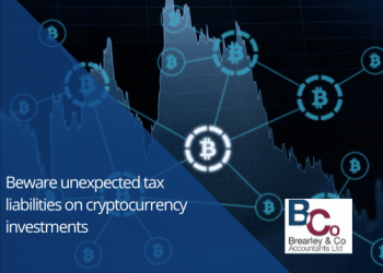 Beware unexpected tax liabilities on cryptocurrency investments